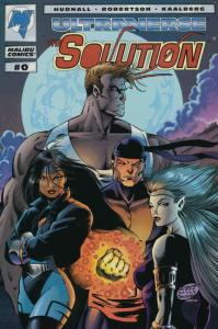 Solution, The #0 VF/NM; Malibu | save on shipping - details inside