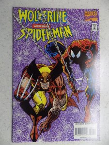 SPIDER-MAN VS WOLVERINE 1995