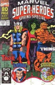 Marvel Super-Heroes (1990 series) #5, VF+ (Stock photo)