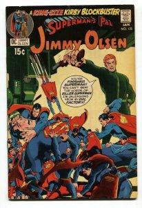 SUPERMAN'S PAL JIMMY OLSEN #135 1971 First Guardian FN+