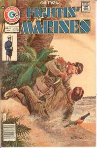 FIGHTIN MARINES (1951-1984) 127 VF-NM   January 1976 COMICS BOOK