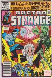 Doctor Strange #51 (1982)
