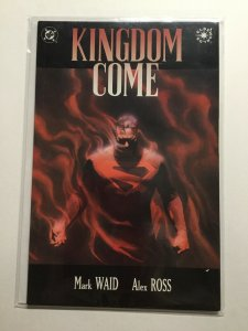 Kingdom Come 4 Near Mint Nm Elseworlds Dc Comics