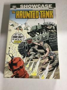 Showcase Presents The Haunted Tank Vol 2 Nm Near Mint DC Comics SC TPB
