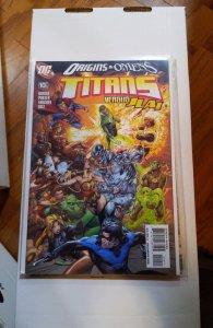 Titans: Lockdown #1 (2009)