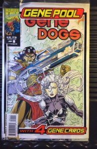 Gene Dogs (UK) #1 (1993)