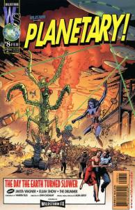 Planetary #8 VF/NM; WildStorm | save on shipping - details inside