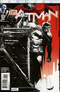 Batman (2nd Series) Annual #4 VF; DC   we combine shipping