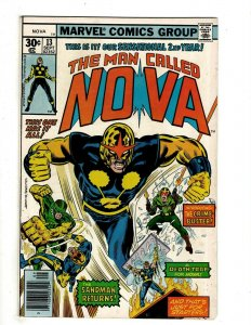 6 The Man Called Nova Marvel Comics # 13 14 15 16 17 18 Sensational J461