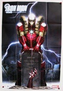 Iron Man 2020 Folded Promo Poster [P17] (36 x 24) - New!