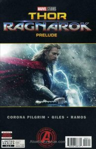 Marvel's Thor: Ragnarok Prelude #3 FN; Marvel | save on shipping - details insid
