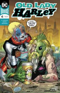 OLD LADY HARLEY #4 (OF 5)
