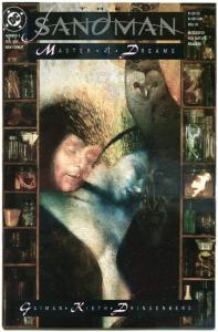 SANDMAN #2, VF, Neil Gaiman, Sam Kieth, 1989, more Vertigo in store