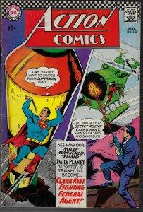 Action Comics #348 (DC, 1967)
