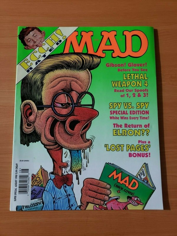 Mad Magazine Super Special #130 ~ NEAR MINT NM ~ August 1998