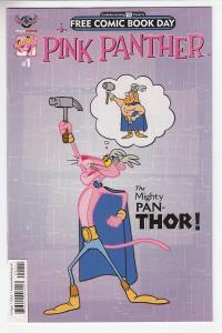 Pink Panther American Mythology Unstamped NM- FCBD 2016