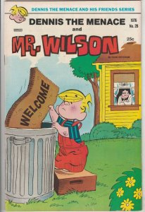 Dennis the Menace and His Friends Series #28 (Jul-74) VF/NM High-Grade Dennis