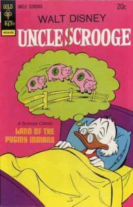 UNCLE SCROOGE 112 VF-NM 1974 COMICS BOOK