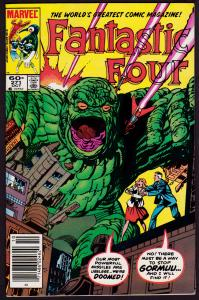 Fantastic Four #271 (Marvel, 1961) John Byrne  8.0 VF