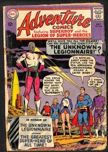 Adventure Comics #334 (1965)