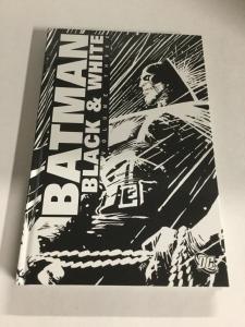 Batman Black & White Volume Three Nm Near Mi T DC Comics HC TPB