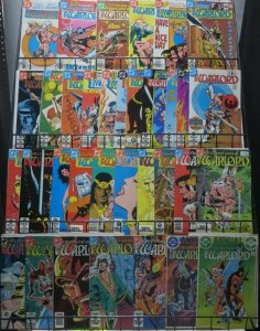 WARLORD 51-82 + Annuals 1-2 Mike Grell Lot of 34 issues DC Comics 1981-1984