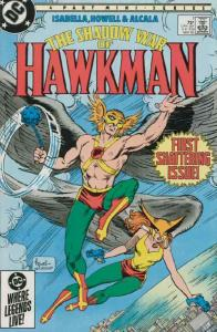 SHADOW WAR OF HAWKMAN 1-4  Complete Story!