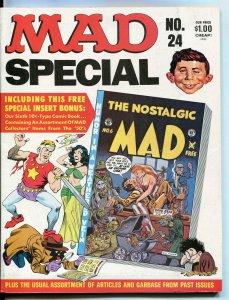 MAD Special #24-1977-Nostalgic MAD Comic #6-Drucker-Clarke-Martin