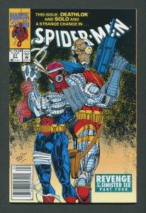 Spiderman #21 (Erik Larsen / Newsstand)  9.6 NM+   April 1992