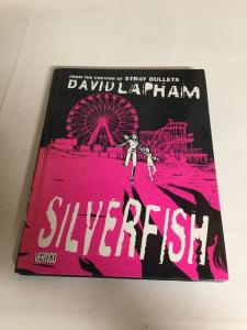 Silverfish Hc Nm Near Mint David Lapham DC Vertigo Comics TPB