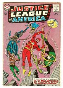 Justice League Of America 27