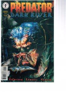 Predator: Dark River #1 (1996)