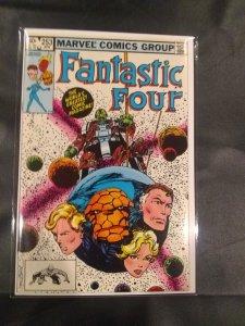 Fantastic Four #253 NM (1983)