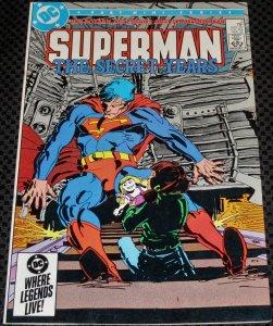 Superman: The Secret Years #3 (1985)