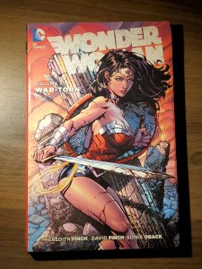 Wonder Woman HC VOL 07: War-Torn (2015) - Used, Like New