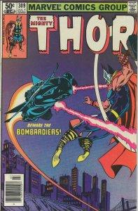 Thor #309 ORIGINAL Vintage 1981 Marvel Comics
