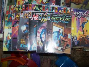 Nexus #52 -63, 66-80 RUN OF 27 COMICS  1989, First Comics MIKE BARON