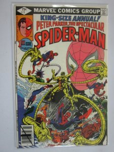 Spectacular Spider-Man Annual #1 Direct edition 6.0 FN (1979 1st Series)