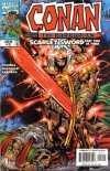 Conan: Scarlet Sword #2, NM (Stock photo)