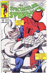 Spider-Man, Peter Parker Spectacular #190 (Oct-92) NM/NM- High-Grade Spider-Man