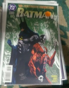 Batman #531 1996, DC COMICS   deadman connection NEWSSTAND VARIANT