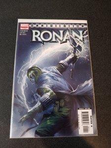 Annihilation: RONAN #1  DELL'OTTO COVER VF/NM