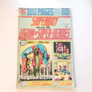 Superboy and the Legion of Super Heroes #202