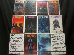 GRENDEL WAR CHILD 1-10  Wagner & Bisley  Complete!