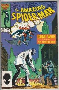 Amazing Spider-Man #286 (Mar-87) NM- High-Grade Spider-Man