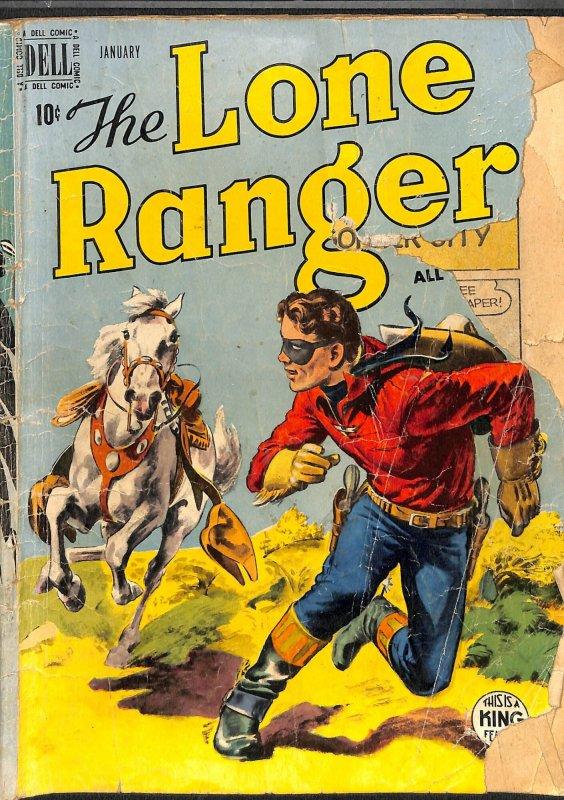 The Lone Ranger #19 (1950)