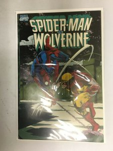 Spider-Man vs. Wolverine GN 4.0 VG (1990 2nd Edition 1st Printing)