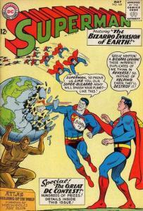 Superman (1939 series) #169, Good+ (Stock photo)