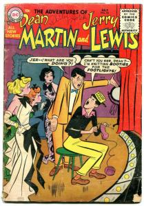 Adventures of Dean Martin and Jerry Lewis #22-1955-DC-BIZARRE-good/vg
