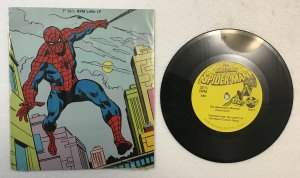 "Amazing  Spider-Man: ""The Abominable Showman"" record #F 2283"